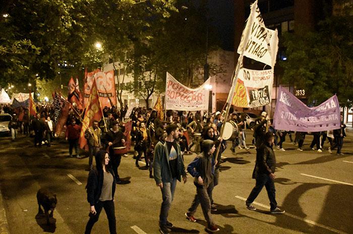 El cuerpo era de Santiago: el grito de justicia en Mar del Plata