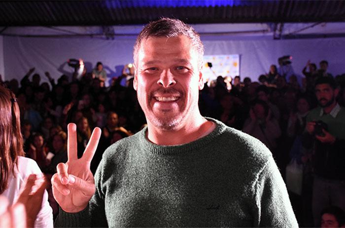 """Gutiérrez: """"Nos queda la tarea de ser la oposición más fuerte"""""""