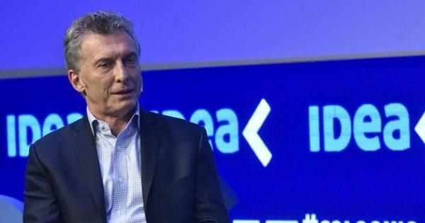 Macri, Vidal y Dujovne participarán del nuevo Coloquio de IDEA