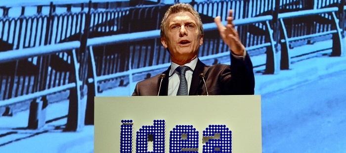 Vidal abre y Macri cierra el Coloquio de IDEA en la ciudad