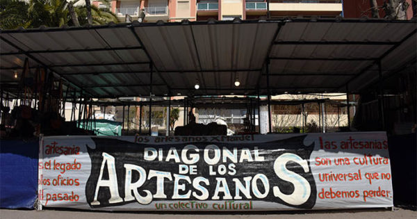 """Artesanos, en alerta: """"No hemos recibido respuestas creíbles"""""""