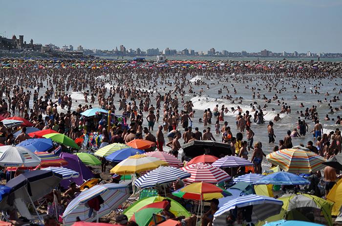 Playas: reiteran un pedido de informes sobre la línea de ribera
