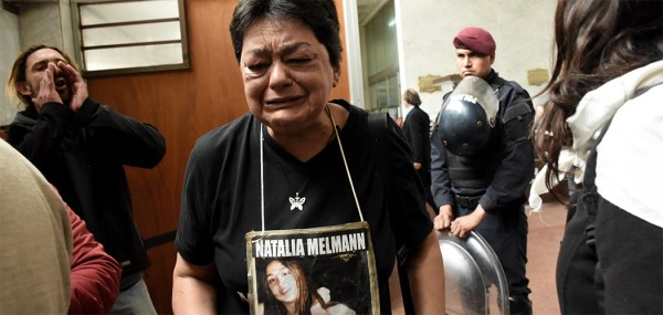 Caso Melmann: otorgaron las salidas transitorias a los tres policías