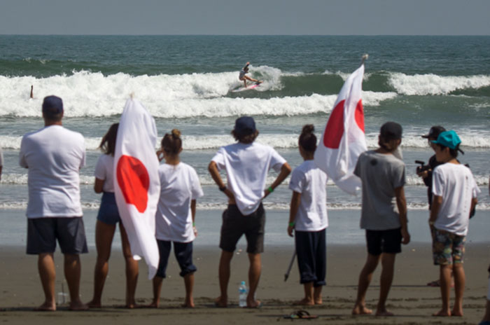 Comienza el Mundial de Surf con cuatro marplatenses