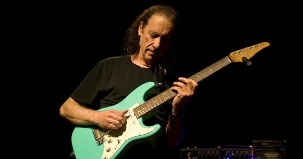 Scott Henderson trae a Mar del Plata su clínica de guitarra