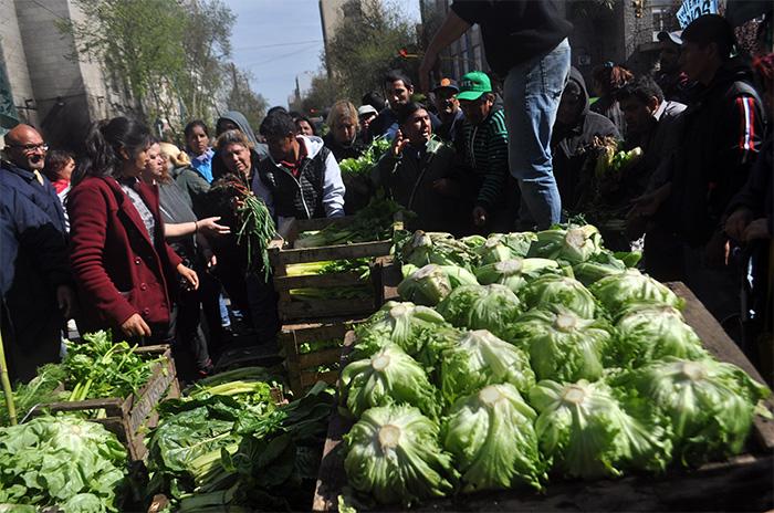 """Productores de verdura realizarán un """"feriazo"""" en el Municipio"""