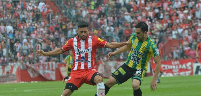 Aldosivi sumó un buen punto en Tucumán