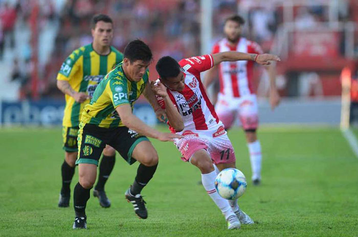 Aldosivi se lo empató a Instituto en el final
