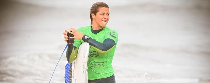 Josefina Ané llegó hasta la tercera ronda en Florida