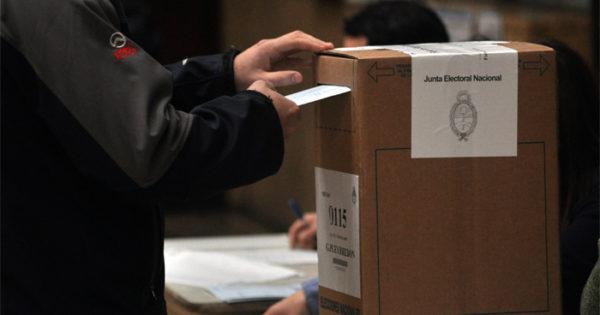 En Mar del Plata hubo 15 mil votos en blanco