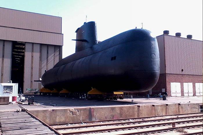 Tras detectar llamadas, sigue la búsqueda del submarino