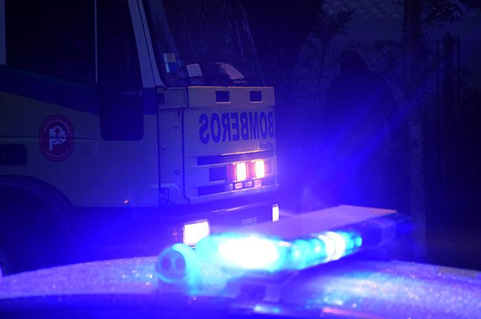 Murió un hombre tras incendiarse su casa en el barrio Juramento