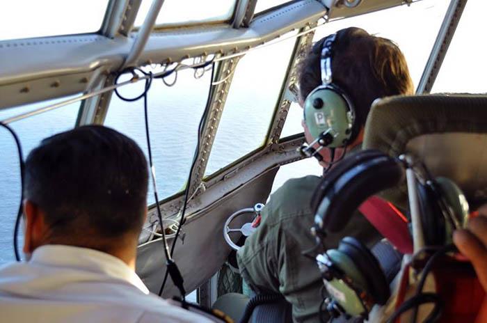 Unas 4 mil personas siguen con la búsqueda del submarino
