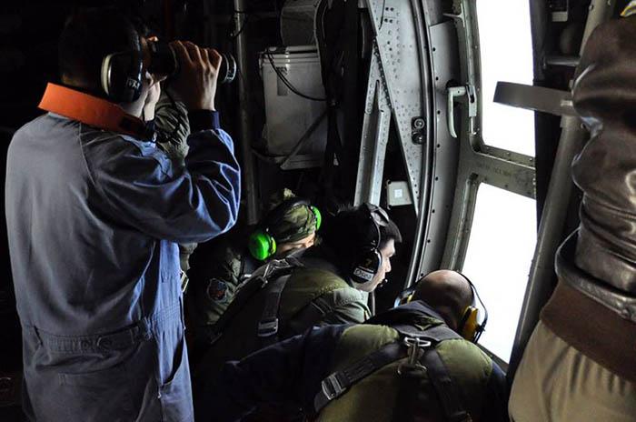 """Búsqueda del submarino, día 7: """"No tenemos ningún rastro"""""""