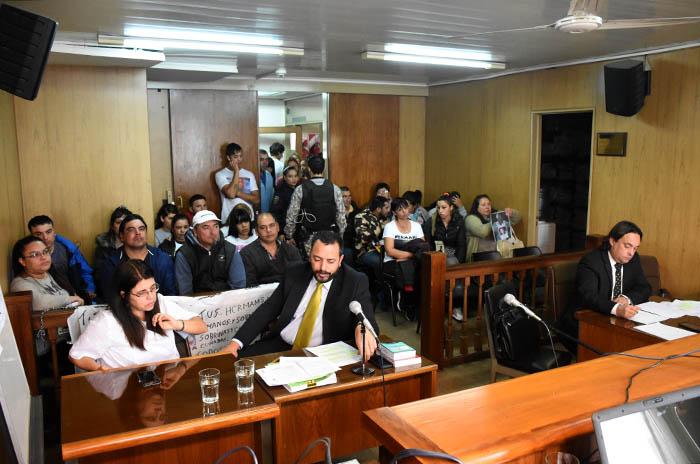 Doble crimen de Irene Esteche y Cuelli: perpetua para Frías