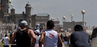 Maratón: comenzó la entrega de kits