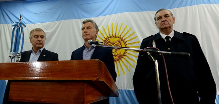 "Macri: ""No tenemos que aventurarnos a buscar culpables"""