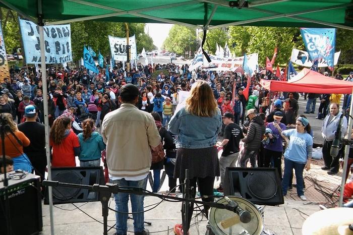 Marcha de la Gorra, en las calles contra la violencia institucional