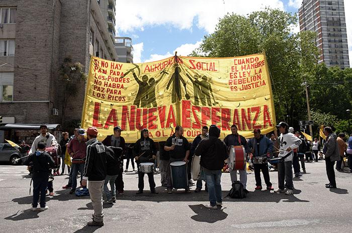 Otra protesta de cooperativa y acusaciones contra Mourelle