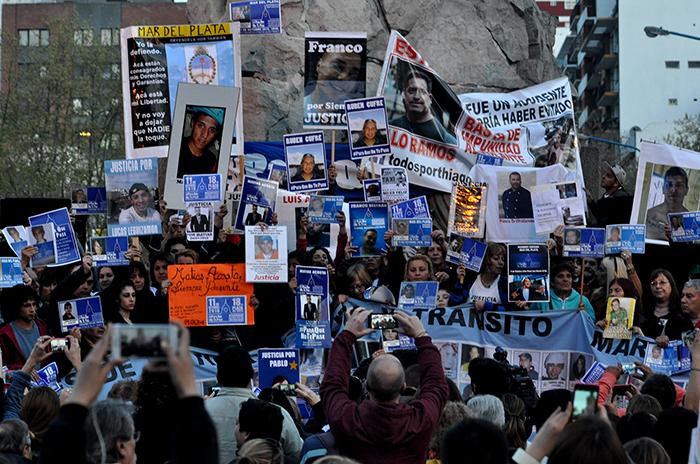 #HastaCuándo: una campaña por las víctimas y contra la impunidad