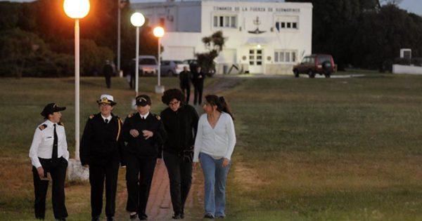 """Sin rastro del submarino: """"Entramos en tiempo crítico"""""""