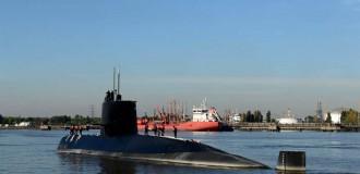 Segundo día de búsqueda del submarino ARA San Juan