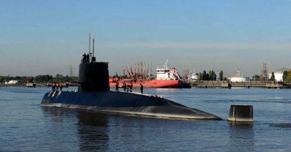 Submarino: sigue la búsqueda con más contactos descartados
