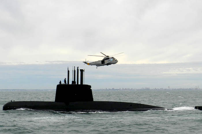 "Submarino San Juan, día 20: ""Intentamos no generar ilusiones"""
