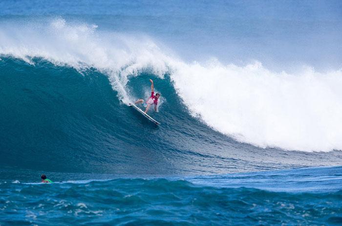 Lele Usuna sueña con el ascenso en Hawaii
