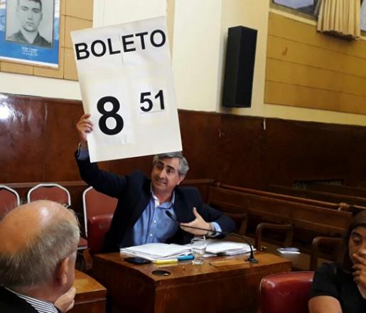 "Suba del boleto: ""Se calculó mal"", apelan a Arroyo e irían a la Justicia"