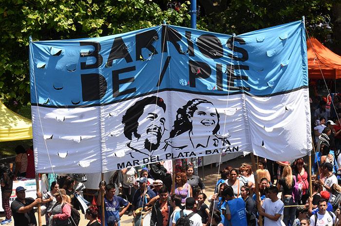 Otra jornada con protestas y cortes en Mar del Plata