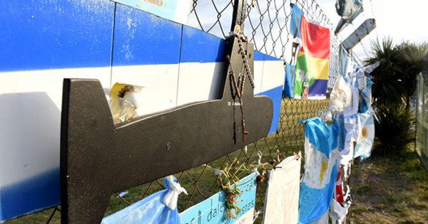 Un apagón nacional, en homenaje a los tripulantes del ARA San Juan