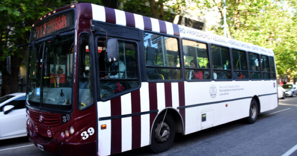 Boleto: ya rige la nueva tarifa y viajar en colectivo cuesta $9,85