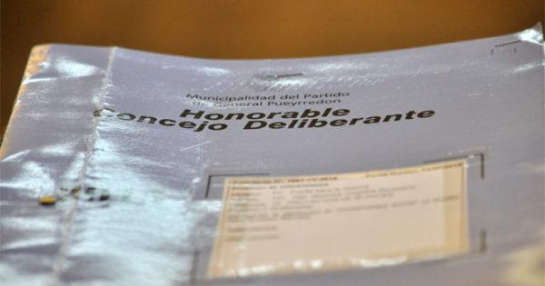 Presupuesto 2018: tras dos meses, empieza a tratarse en el Concejo