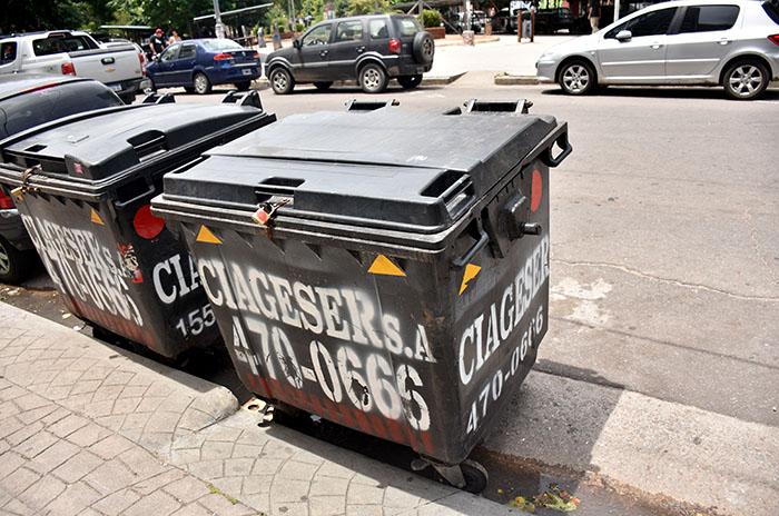 Grandes generadores de residuos: buscan cambios en la tasa municipal