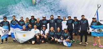 Surf: Argentina se quedó con el tercer puesto en el Panamericano