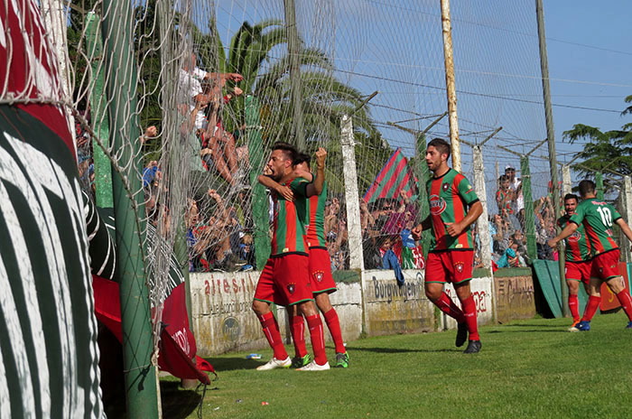 Fútbol local: Nación-Kimberley y Círculo-Urquiza, los semifinalistas