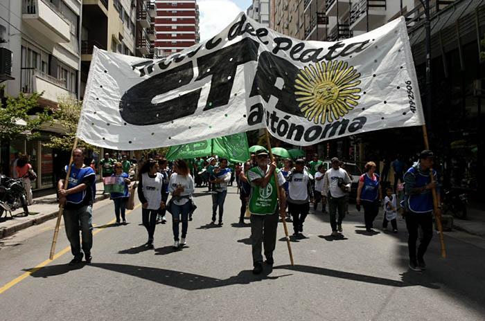 Jueves con paro de estatales y movilizaciones en la ciudad