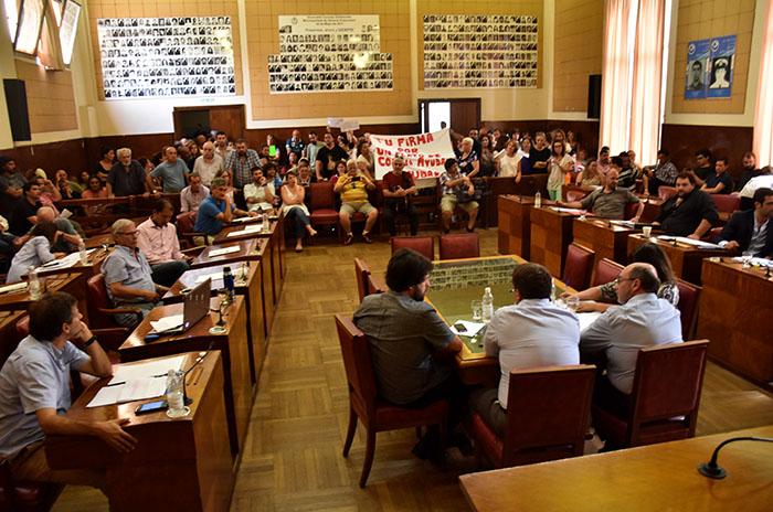 Presupuesto 2019: preparan la audiencia pública para el lunes 24