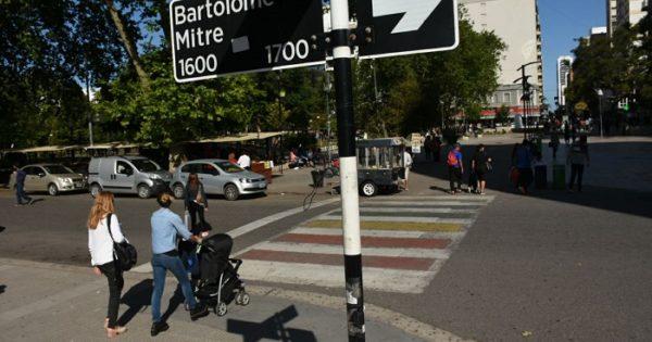 Buscan cambiar el sentido de la calle Mitre entre Luro y San Martín