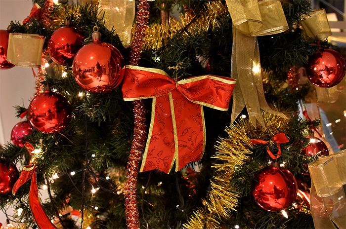 Se acerca Navidad: cartas a Papá Noel y festejos en la Plaza San Martín