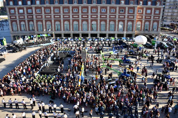 "Vidal lanzó el Operativo Sol: ""Queremos que el turista vuelva"""