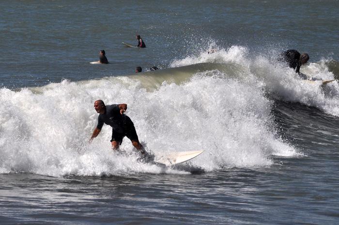 """Primera edición del campeonato """"Chapadmalal Surf Contest"""""""