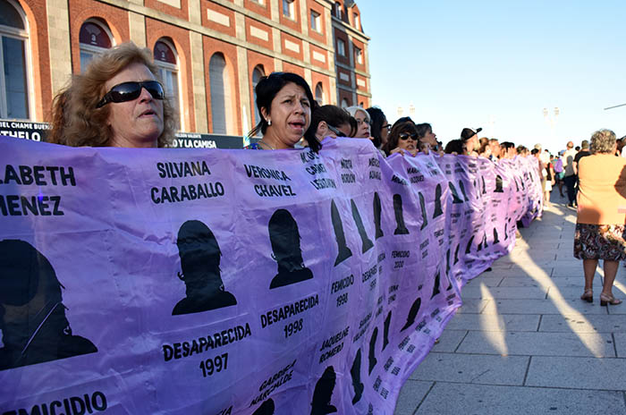 Un llamado a Vidal: mujeres harán una intervención en el Museo MAR