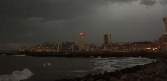 Alerta meteorológico por lluvias y tormentas intensas