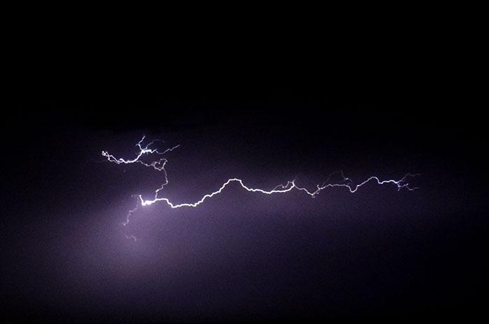 Pronostican tormentas fuertes o severas para el sábado