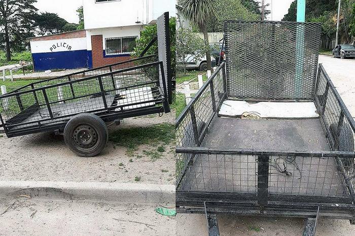 Trailer moto accidente Santiago Miguez HASTA CUANDO