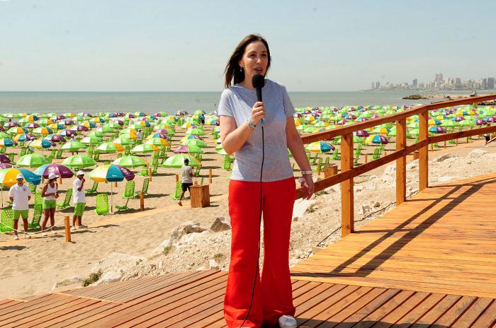 Las playas equipadas funcionarán desde el 2 de enero de 10 a 19