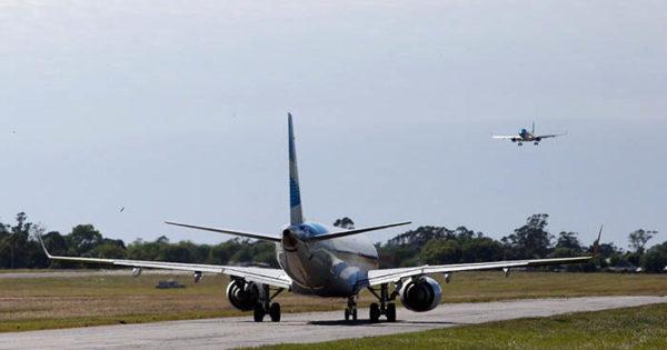 Este verano, Aerolíneas ampliará su oferta de vuelos a Mar del Plata