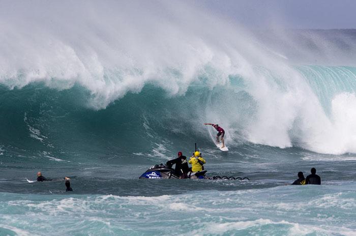 Lele Usuna cerró el año el Hawaii